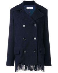 Golden Goose Coat Vega - Blauw