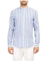 Manuel Ritz Shirt - Blauw