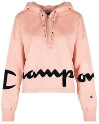 Champion Bluza - Roze