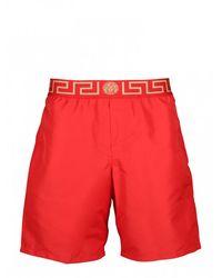 Versace Zwempak - Rood