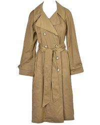 Manila Grace Trench coat - Marron