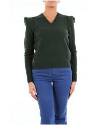 Stella McCartney 594705s2117 V-neck - Groen