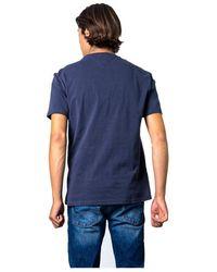 Tommy Hilfiger Camiseta de manga corta Azul