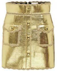 Alice McCALL Cool cat skirt - Amarillo