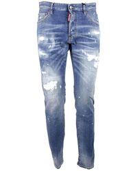 DSquared² S79la0021 S30342 Jeans - Blauw