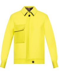 PS by Paul Smith Jacket With Pocket - Grijs