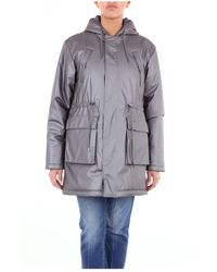 Rains Jacket - Grijs