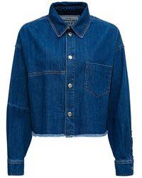 Trussardi Shirt - Bleu