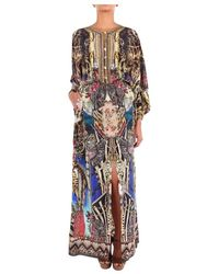 Camilla 911ldsa011 Dress - Bruin
