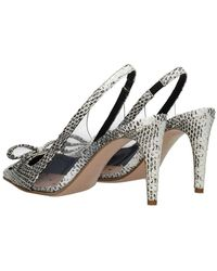 RED Valentino Valentino garavani sandali pelle gris