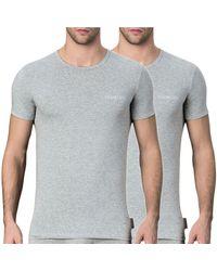 Bikkembergs T-shirt - Grigio