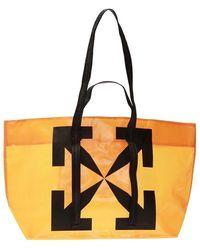 Off-White c/o Virgil Abloh Bags.. - Oranje