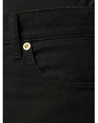 Tory Burch - Jeans Negro - Lyst