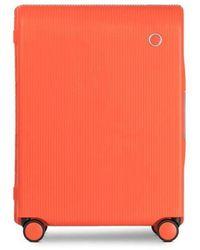 Echolac Fusion Cabinekoffer - Oranje