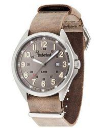 Timberland Watch UR - Tblgs14829Js13As - Neutre