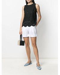 P.A.R.O.S.H. Shorts Blanco