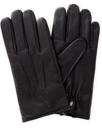 Guess Am8576lea02 Gloves Men Black - Zwart