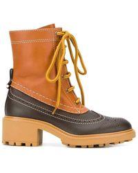Chloé Boots - Zwart