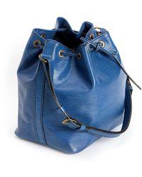 Louis Vuitton Bolso de hombro Petite usado Azul