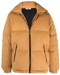 Gcds Coat Al22m040015 - Bruin