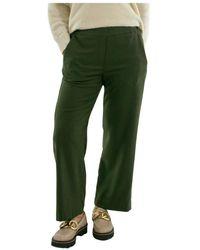 Diega Trousers - Verde