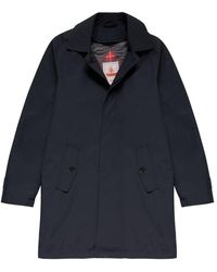 Baracuta G10 Classic detachable coat - Blu