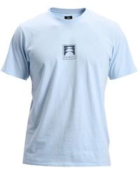 Edwin - Sunrise II TS - Cerulean Garment - Lyst