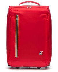 K-Way Suitcase - Rood