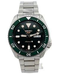 Seiko 5 Sports Watch - Verde