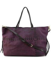 Borbonese Bag - Paars