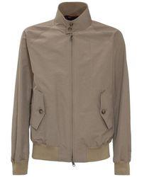 Givenchy High-Neck Jacket - Neutro