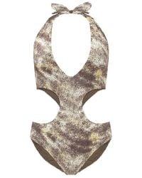 Marysia Swim Swimsuit - Bruin