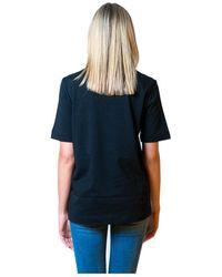 Love Moschino T-Shirt Negro
