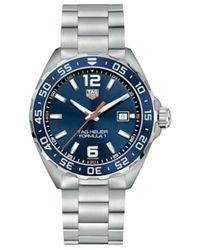 Tag Heuer Formula 1 watch - Blau