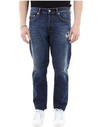 Love Moschino Mq4278Ws3305 Jeans - Blu