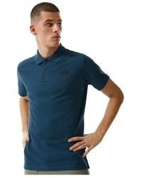 The North Face Polo Shirt - Blauw