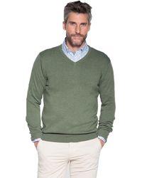 Campbell 044530 480 Sweatshirt - Groen