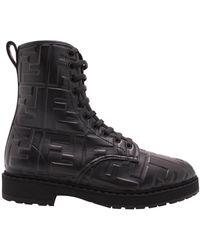 Fendi Boots - Zwart