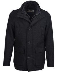 Herno Winter Coat - Grijs