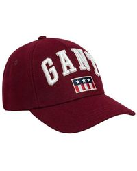 GANT Cap - Rood
