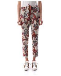 40weft Emma 6441 Pants - Naturel