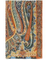 Etro Scarf - Oranje