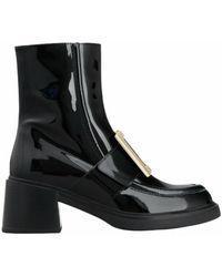 Roger Vivier Boots - Zwart