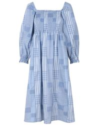 Munthe Folloma Dress - Blu