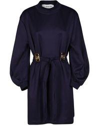 Lanvin Dress - Blauw