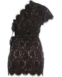 Kendall + Kylie Dress 633359Y4B06 Negro
