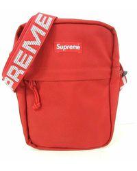 Supreme Shoulder bag - Rouge