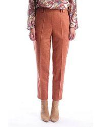 Momoní Trousers - Rood