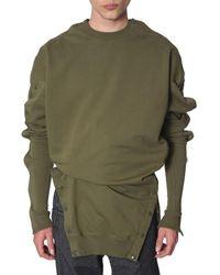 DIESEL Sweatshirt - Groen
