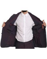 Romeo Gigli Linen Suit Negro